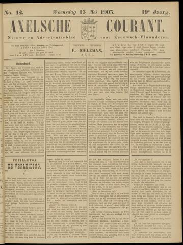 Axelsche Courant 1903-05-13