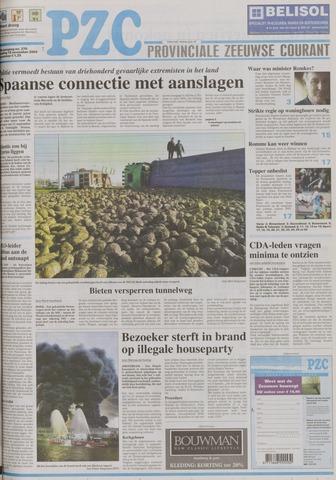 Provinciale Zeeuwse Courant 2004-11-15