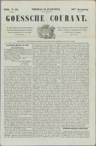 Goessche Courant 1865-08-11