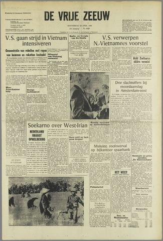 de Vrije Zeeuw 1965-04-22