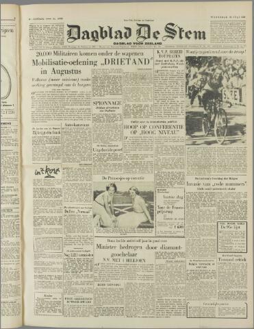 de Stem 1953-07-22