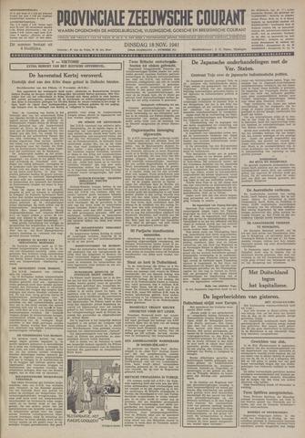 Provinciale Zeeuwse Courant 1941-11-18