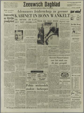 Zeeuwsch Dagblad 1962-07-07