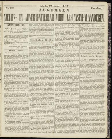 Ter Neuzensche Courant. Algemeen Nieuws- en Advertentieblad voor Zeeuwsch-Vlaanderen / Neuzensche Courant ... (idem) / (Algemeen) nieuws en advertentieblad voor Zeeuwsch-Vlaanderen 1873-12-20