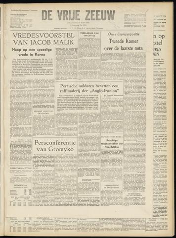 de Vrije Zeeuw 1951-06-25