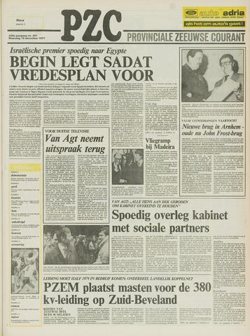 Provinciale Zeeuwse Courant 1977-12-19