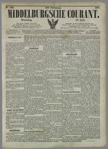 Middelburgsche Courant 1891-07-13