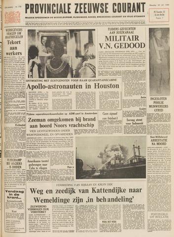 Provinciale Zeeuwse Courant 1969-07-28