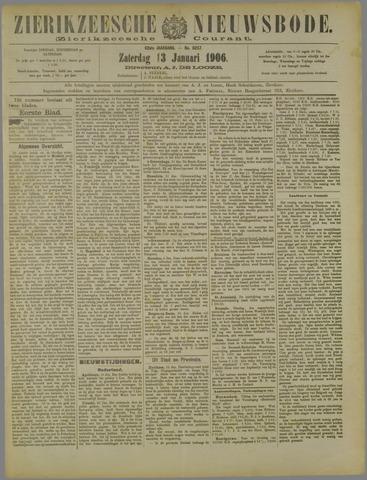 Zierikzeesche Nieuwsbode 1906-01-13