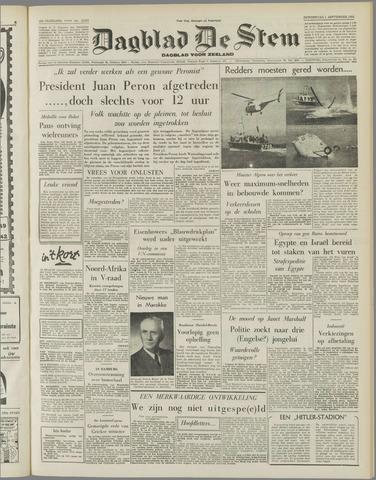 de Stem 1955-09-01