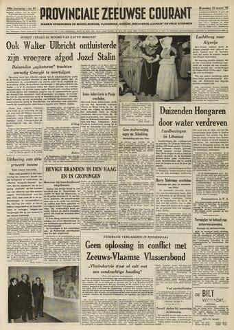 Provinciale Zeeuwse Courant 1956-03-19