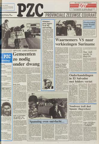 Provinciale Zeeuwse Courant 1987-10-05