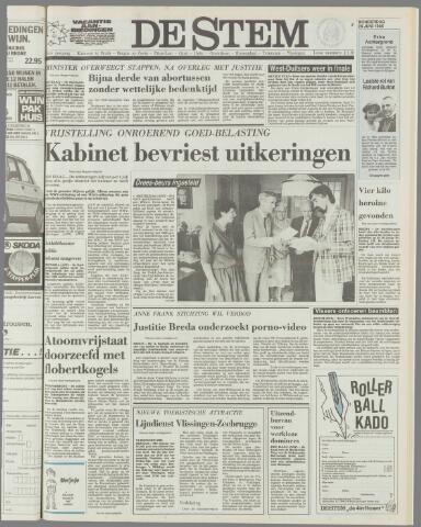 de Stem 1986-06-26