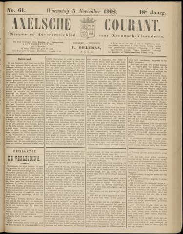 Axelsche Courant 1902-11-05