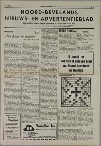 Noord-Bevelands Nieuws- en advertentieblad 1982