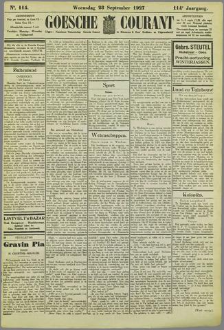 Goessche Courant 1927-09-28