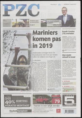 Provinciale Zeeuwse Courant 2014-03-01