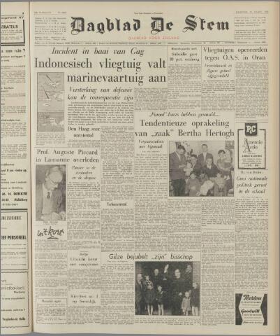 de Stem 1962-03-26