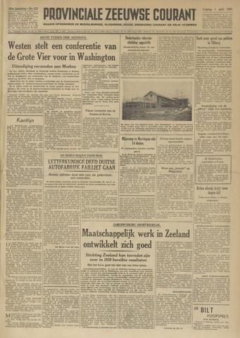 Provinciale Zeeuwse Courant 1951-06-01