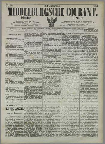 Middelburgsche Courant 1891-03-03
