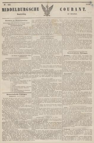 Middelburgsche Courant 1850-10-17