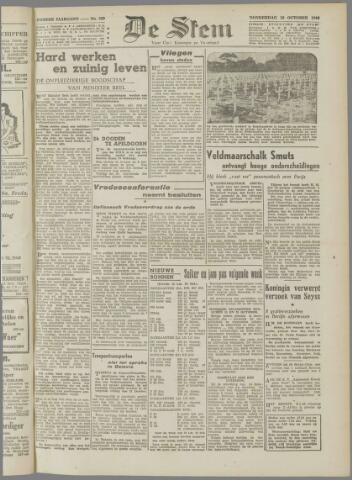de Stem 1946-10-10