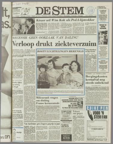 de Stem 1986-01-09