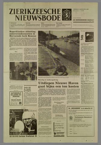 Zierikzeesche Nieuwsbode 1985-08-23
