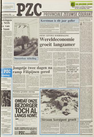 Provinciale Zeeuwse Courant 1987-12-23