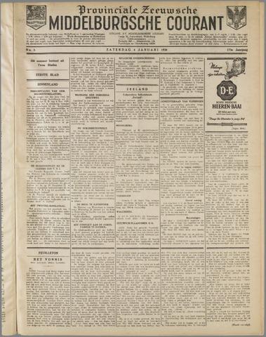 Middelburgsche Courant 1930-01-04