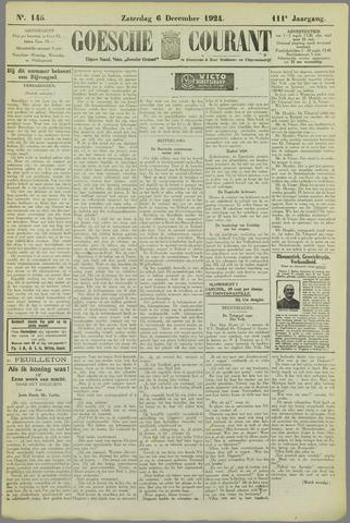 Goessche Courant 1924-12-06