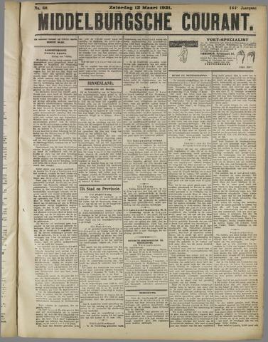 Middelburgsche Courant 1921-03-12