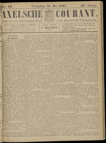 Axelsche Courant 1917-05-16