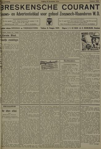 Breskensche Courant 1934-11-16