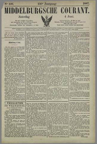 Middelburgsche Courant 1887-06-04