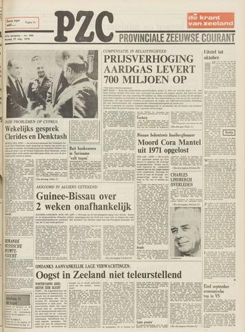 Provinciale Zeeuwse Courant 1974-08-27