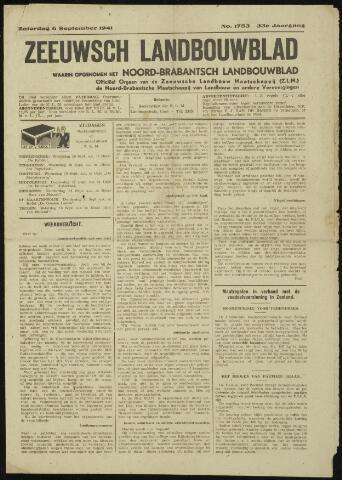 Zeeuwsch landbouwblad ... ZLM land- en tuinbouwblad 1941-09-06