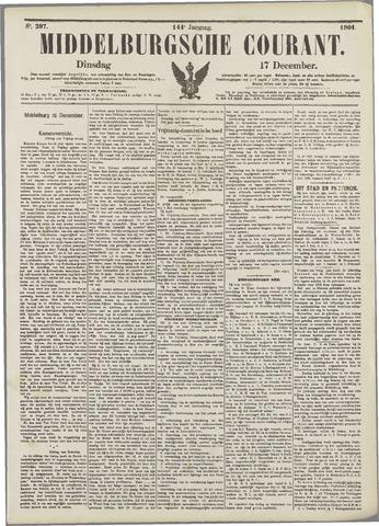 Middelburgsche Courant 1901-12-17
