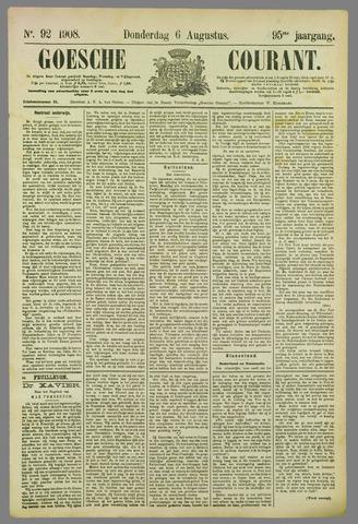 Goessche Courant 1908-08-06