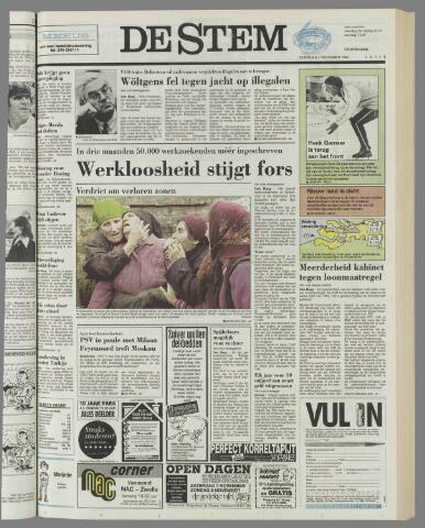 de Stem 1992-11-07