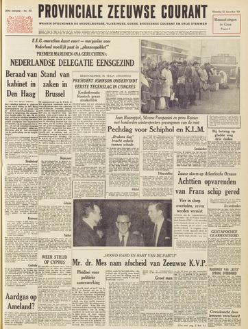 Provinciale Zeeuwse Courant 1963-12-23