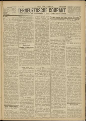 Ter Neuzensche Courant. Algemeen Nieuws- en Advertentieblad voor Zeeuwsch-Vlaanderen / Neuzensche Courant ... (idem) / (Algemeen) nieuws en advertentieblad voor Zeeuwsch-Vlaanderen 1942-12-21