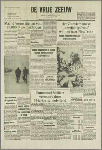 de Vrije Zeeuw 1967-12-11