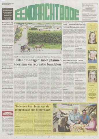 Eendrachtbode (1945-heden)/Mededeelingenblad voor het eiland Tholen (1944/45) 2012-10-04
