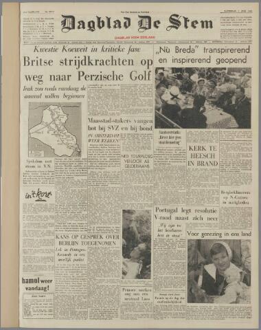 de Stem 1961-07-01