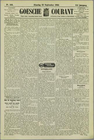 Goessche Courant 1924-09-23