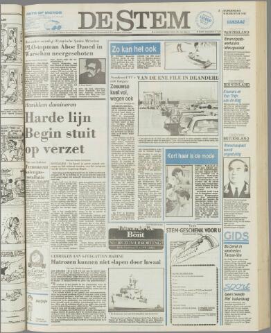 de Stem 1981-08-06