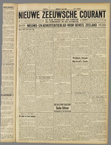 Nieuwe Zeeuwsche Courant 1933-07-11