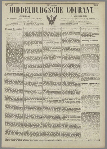 Middelburgsche Courant 1895-11-04
