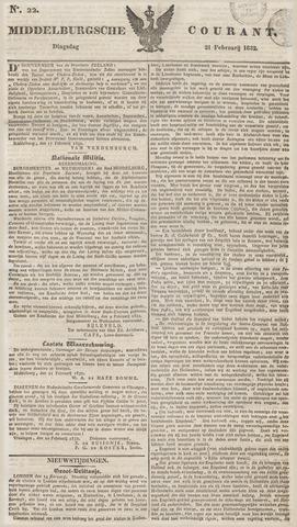 Middelburgsche Courant 1832-02-21